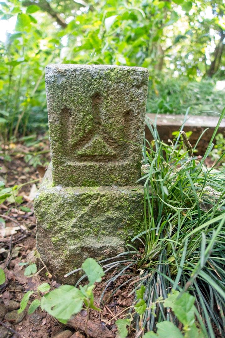 石門山 - ShiMenShan triangulation point