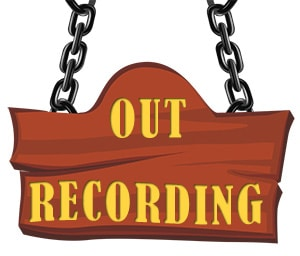 outrecording logo