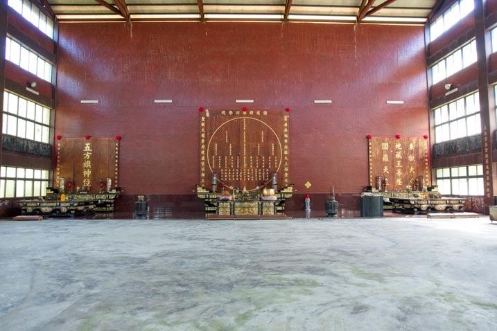 Inside Wugongshan - Three