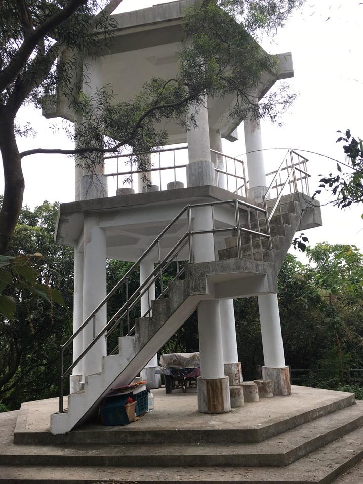 WeiLiaoShan Hike – 尾寮山 Pavilion