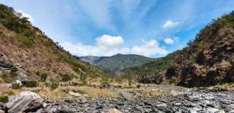 QiJiaXiShan – 七佳溪山 and riverbed