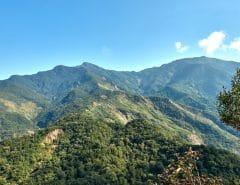 Mountain Landscape - Damumushan 大母母山